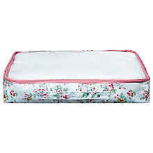 Buy Cath Kidston Underbed Bag, Kingswood Rose Online at johnlewis.com