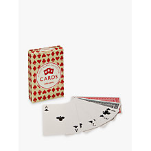 Buy John Lewis Classic Playing Cards, Assorted Online at johnlewis.com