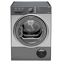 Buy Hotpoint TCFS83BGG Condenser Tumble Dryer, 8kg Load, B Energy Rating, Graphite Online at johnlewis.com