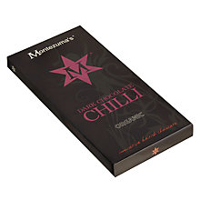 Buy Montezuma Dark Chocolate Chilli Bar, 100g Online at johnlewis.com