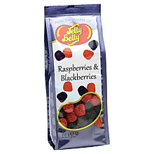 Buy Jelly Belly Rasberries & Blackberries Bag, 200g Online at johnlewis.com