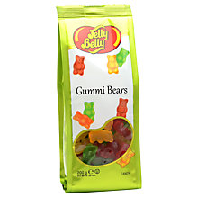Buy Jelly Belly Gummi Bears Bag, 170g Online at johnlewis.com