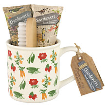 Buy Heathcote & Ivory Gardeners Tea-Break Hand Essentials Gift Set Online at johnlewis.com