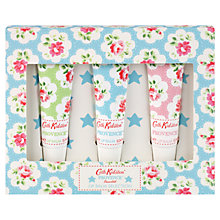 Buy Cath Kidston Assorted Lip Balm Selection, 3 x 10ml Online at johnlewis.com