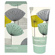Buy Heathcote & Ivory Dandelion Clocks Hand Cream, 100ml Online at johnlewis.com