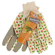 Buy Heathcote & Ivory Gardeners Gardening Gloves Gift Set Online at johnlewis.com