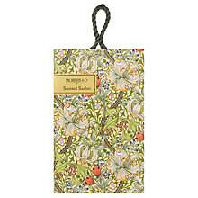 Buy Heathcote & Ivory Morris & Co Golden Lily Scented Sachet Online at johnlewis.com