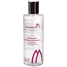 Buy Merumaya Bi-Phase Plus™ Eye-Makeup Remover, 128ml Online at johnlewis.com
