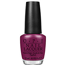 Buy OPI Gwen Holiday Collection Christmas Nail Polish, 15ml Online at johnlewis.com