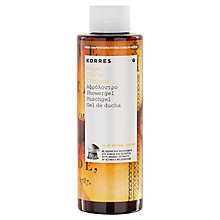 Buy Korres Citrus Shower Gel, 250ml Online at johnlewis.com