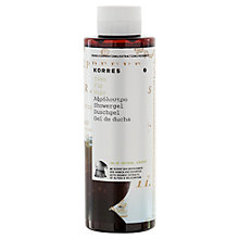 Buy Korres Fig Shower Gel, 250ml Online at johnlewis.com