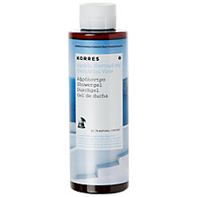 Buy Korres Santorini Vine Shower Gel, 250ml Online at johnlewis.com
