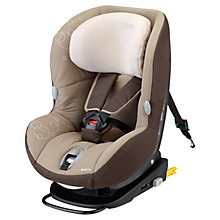 Buy Maxi-Cosi MiloFix 2-in-1 Car Seat, Walnut Brown Online at johnlewis.com