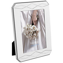 "Buy Vera Wang Peplum Photo Frame, 4 x 6"" (10 x 15cm) Online at johnlewis.com"