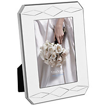 "Buy Vera Wang Peplum Photo Frame 8 x 10"" (20 x 25cm) Online at johnlewis.com"