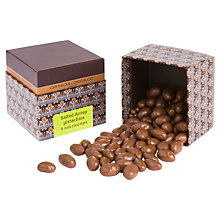 Buy Artisan du Chocolat Milk Chocolate Salted Pistachios, 100g Online at johnlewis.com