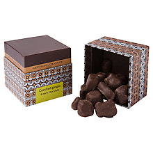 Buy Artisan du Chocolat 70% Dark Chocolate Coated Ginger, 100g Online at johnlewis.com