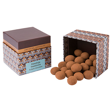 Buy Artisan du Chocolat Scorched Cocoa Dusted Praline Hazelnuts, 100g Online at johnlewis.com