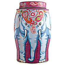 Buy Williamson Tea Paisley Earl Grey Tea Caddy, 40 bags, 100g Online at johnlewis.com