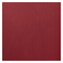 Buy John Lewis Darwen Twill Fabric, Crimson Red, Price Band C Online at johnlewis.com