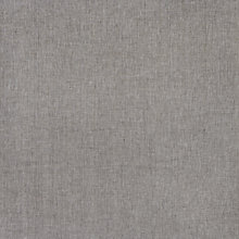 Buy John Lewis Stanton Semi Plain Fabric, French Grey, Price Band C Online at johnlewis.com