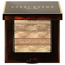 Buy Bobbi Brown Shimmer Brick Makeup Pallet Christmas Gift Set Online at johnlewis.com
