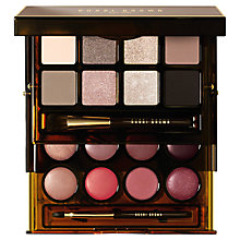 Buy Bobbi Brown Deluxe Lip & Palette Online at johnlewis.com
