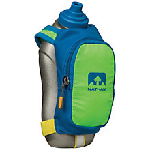 Buy Nathan SpeedDraw Plus Insulated Flask, Green/Blue Online at johnlewis.com