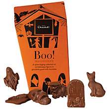 Buy Hotel Chocolat Milk Chocolate Boo Box, 190g Online at johnlewis.com
