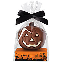 Buy Hotel Chocolat Milk Chocolate Yumpkin, 50g Online at johnlewis.com
