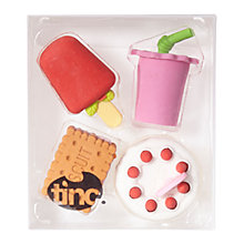 Buy Tinc Biscuits Eraser Collection Online at johnlewis.com