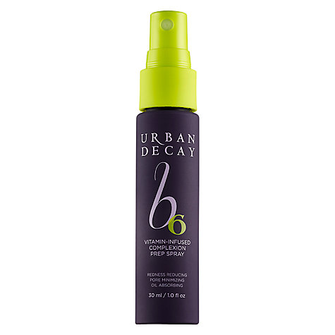 Buy Urban Decay B6 Vitamin Infused Complex Prep Spray, 30ml Online at johnlewis.com