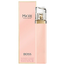 Buy HUGO BOSS BOSS Ma Vie Eau de Parfum Online at johnlewis.com