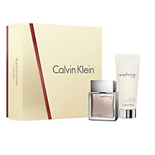 Buy Calvin Klein Euphoria Man Eau de Toilette Fragrance Gift Set, 50ml Online at johnlewis.com
