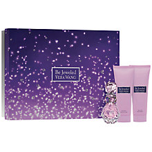 Buy Vera Wang Be Jeweled Fragrance Gift Set Online at johnlewis.com