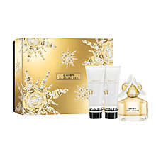 Buy Marc Jacobs Daisy Limited Edition Eau de Toilette Fragrance Set, 75ml Online at johnlewis.com