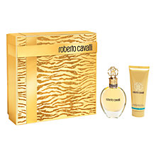Buy Roberto Cavalli Eau de Parfum Christmas Gift Set Online at johnlewis.com