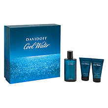 Buy Davidoff Davidoff Cool Water Eau de Toilette Fragrance Gift Set, 75ml Online at johnlewis.com