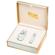 Buy Elie Saab L'Eau Couture Gift Set Online at johnlewis.com