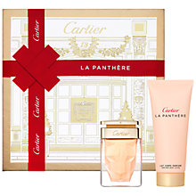 Buy Cartier La Panthère Gift Set Online at johnlewis.com