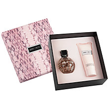 Buy Jimmy Choo Eau de Parfum Fragrance Gift Set Online at johnlewis.com