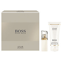 Buy BOSS Jour Pour Femme Eau de Parfum Fragrance Gift Set Online at johnlewis.com