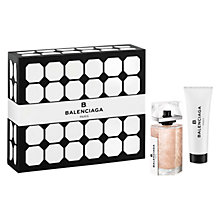 Buy Balenciaga B Limited Edition Fragrance Gift Set Online at johnlewis.com