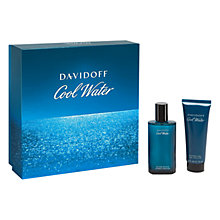 Buy Davidoff Cool Water Aftershave Christmas Gift Set Online at johnlewis.com
