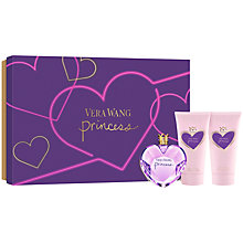 Buy Vera Wang Princess Eau de Toilette Christmas Gift Set Online at johnlewis.com