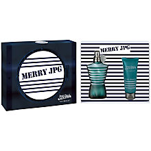 Buy Jean Paul Gaultier Le Male Eau de Toilette Fragrance Gift Set Online at johnlewis.com