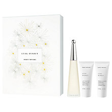 Buy Issey Miyake L'Eau d'Issey Eau de Toilette Fragrance Gift Set Online at johnlewis.com