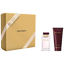 Buy Dolce & Gabbana Pour Femme Gift Set Online at johnlewis.com