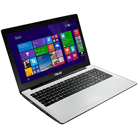 "Buy Asus X553MA Laptop, Intel Celeron, 4GB RAM, 1TB, 15.6"" Online at johnlewis.com"