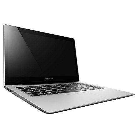 "Buy Lenovo U330 Touch Ultrabook, Intel Core i5, 8GB RAM, 500GB + 8GB SSHD, 13.3"" Touch Screen Online at johnlewis.com"